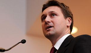Łukasz Zbonikowski uważa, że za usunięciem go z list wyborczych stoją lokalne władze PiS