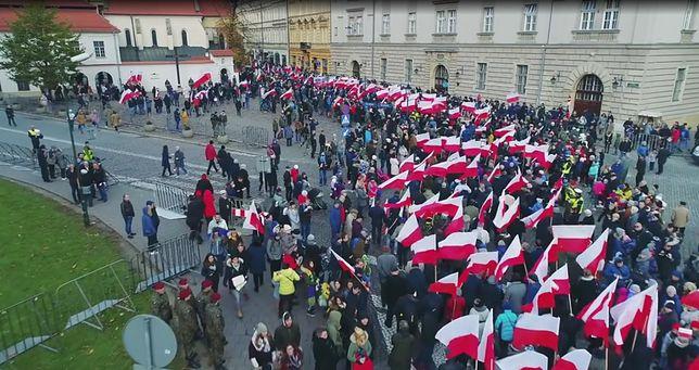 Bieg Niepodległości 2019 Kraków. Dowiedz się, jaka będzie trasa biegu na 11 listopada.