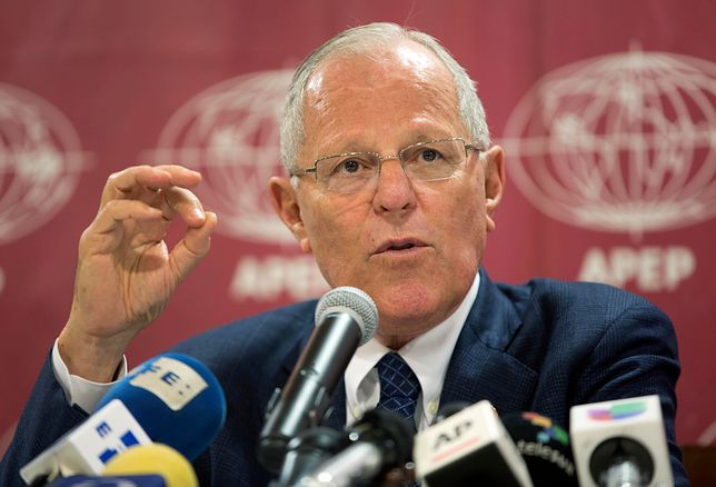 Kuczynski rezygnuje. Skandal pogrążył prezydenta Peru