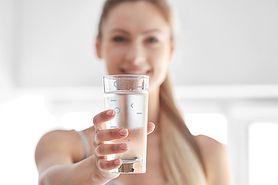 Woda alkaliczna – źródło antyoksydantów, odporności
