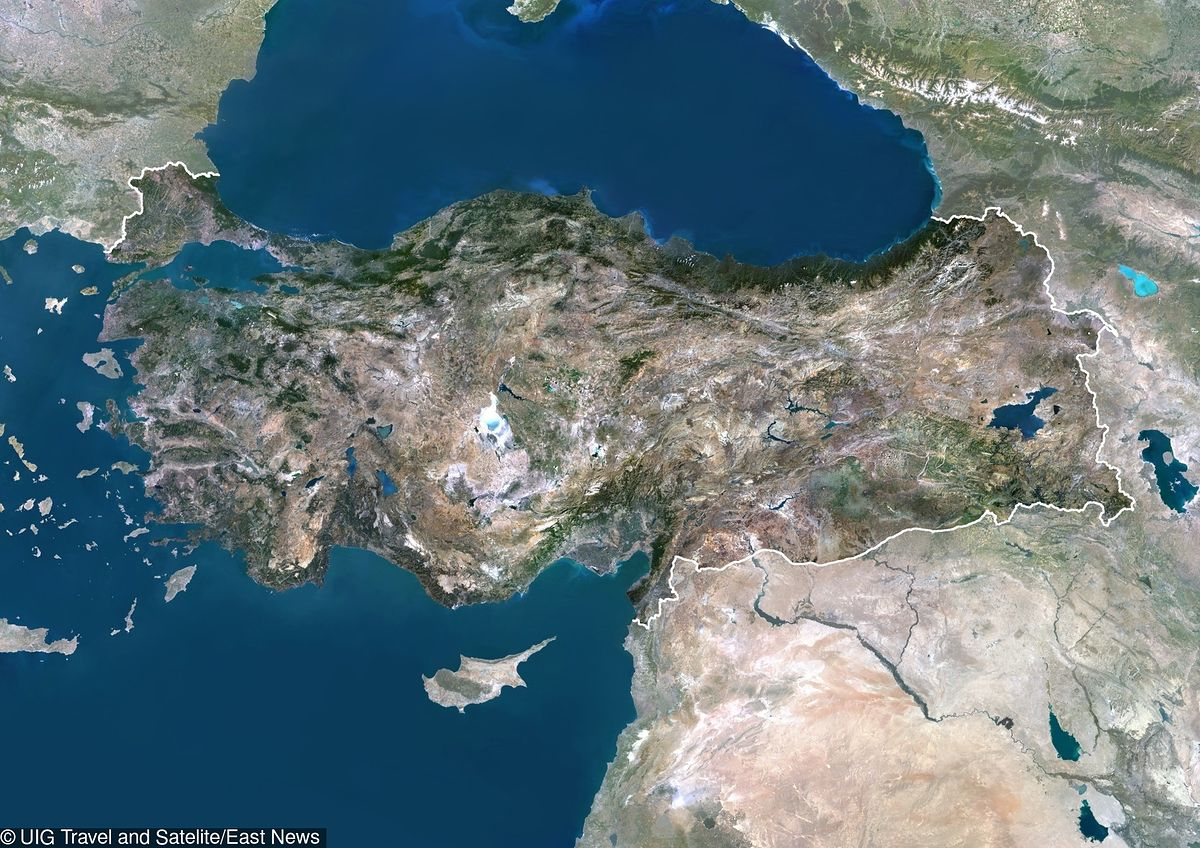 Witold Repetowicz: Wyścig o dolinę Eufratu