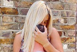 Chessie King pozuje w bikini tuż po narodzinach dziecka. Influencerka ma ważny cel
