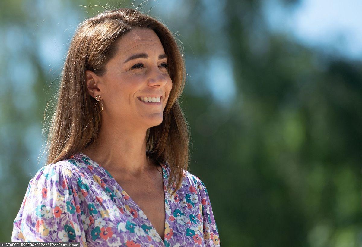 Kate Middleton ma swój ulubiony eyeliner
