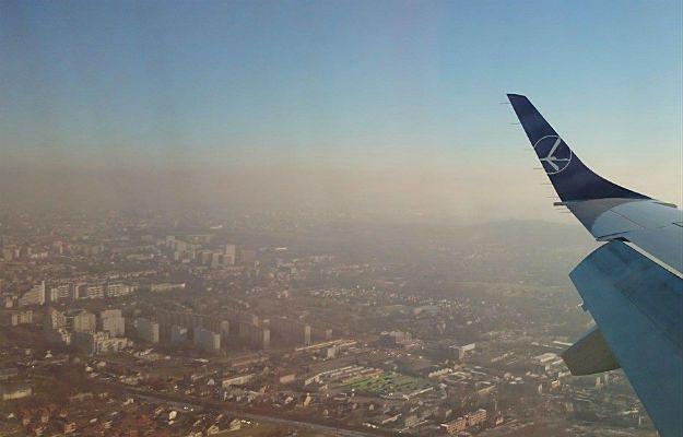 Krakowski smog znowu truje. Stężenie mocno powyżej dopuszczalnego poziomu