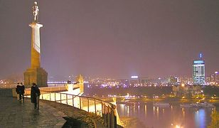 Serbia - Jakub Porada odkrywa Belgrad
