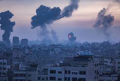 """Rakiety spadają na Izrael. Dramat w Strefie Gazy. """"Dżina trudno wepchnąć do butelki"""""""