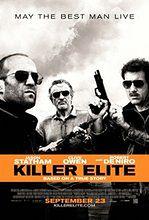 [wideo] ''Killer Elite'' - Statham i De Niro w drugim zwiastunie
