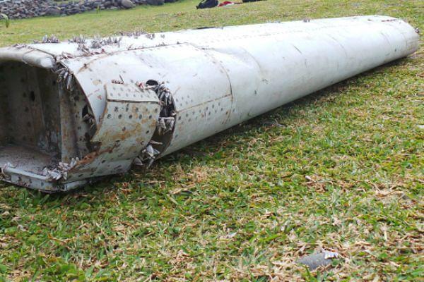 Szczątki samolotu odnalezione na Reunion wkrótce trafią do Francji