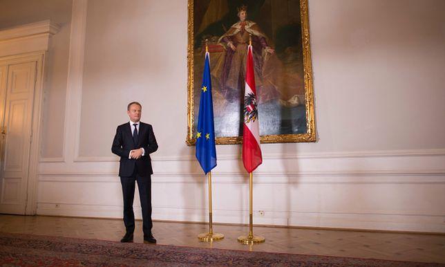 Niemiecki dziennik o przyszłości Donalda Tuska w Brukseli