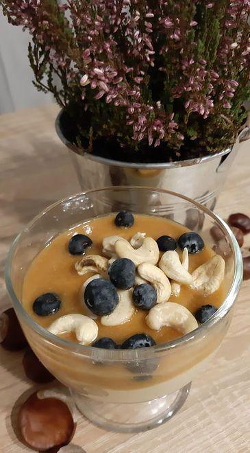 Budyń jaglany – pomysł na zimowy deser