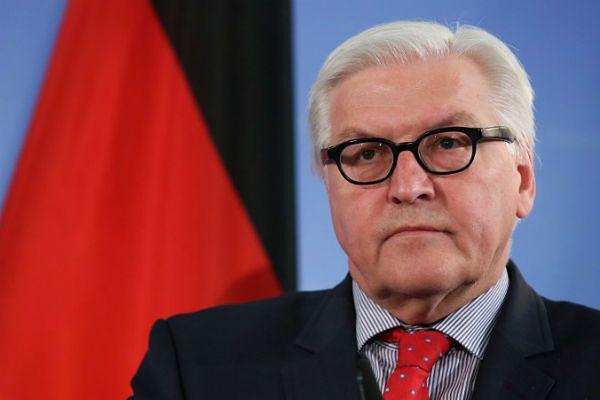 Szef MSZ Niemiec Frank-Walter Steinmeier