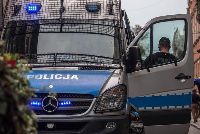 Policja bada dokładne przyczyny i okoliczności wypadku z Łodzi