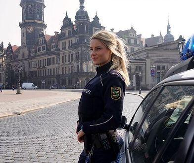 """""""Proszę, niech mnie pani aresztuje"""" - niemiecka policjantka podbija internet"""