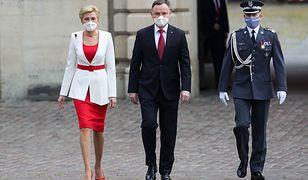 Para Prezydencka złożyła życzenia z okazji Dnia Polonii i Polaków za Granicą