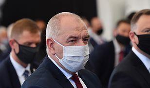 Wybory prezydenckie 2020. Jacek Sasin: rolą rywali jest gonienie lidera. Ale go nie dogonią!