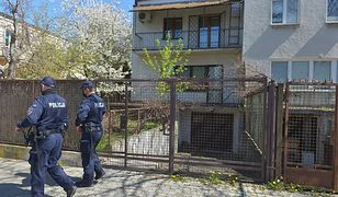 Dom Jarosława Kaczyńskiego był stale pilnowany przez policję także przed protestami na Żoliborzu