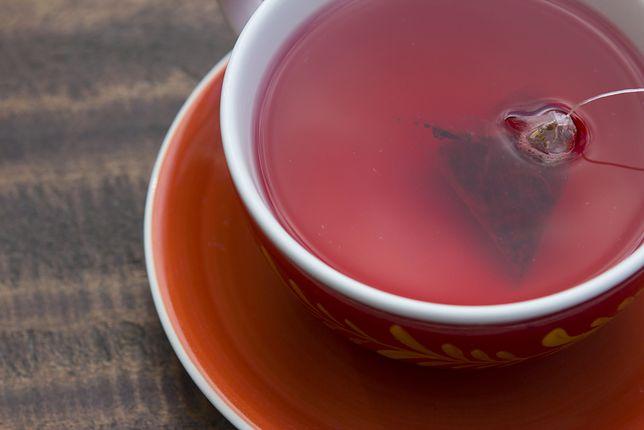 Zima to pora, kiedy pijemy więcej herbaty