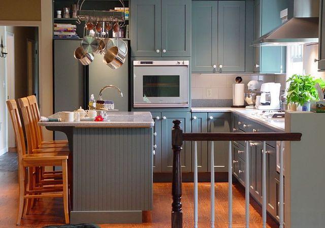 Szarość w kuchni - elegancja kontra nowoczesność