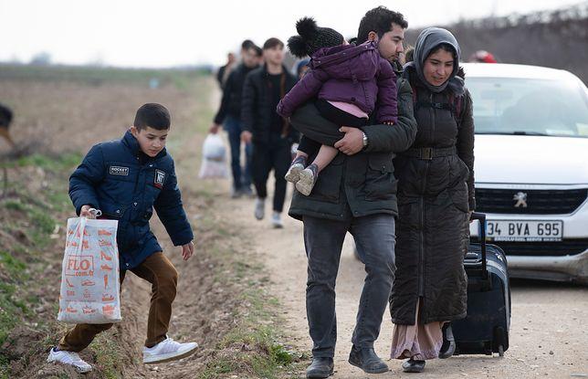 Kolejny kryzys migracyjny w Europie? Grecja zatrzymała setki migrantów z Turcji