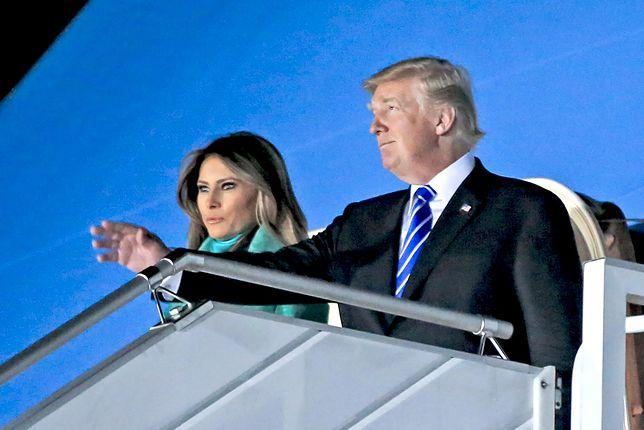 """Przemówienie udało się Donaldowi Trumpowi? """"Czytał Wikipedię"""""""