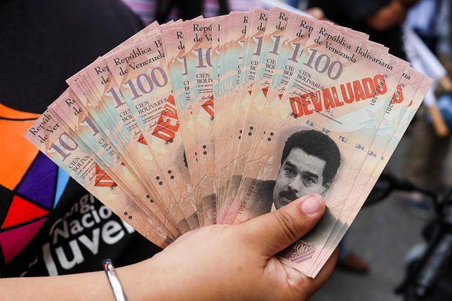 Nowa waluta szybko się zdewaluowała