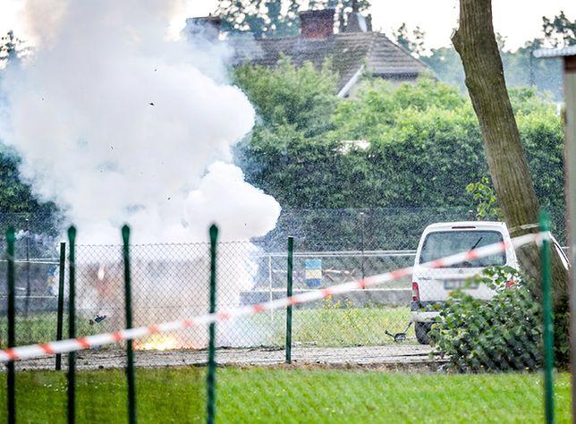 Pod autem nauczycielki z Warlubia była bomba. Śledczy już wiedzą, kto ją podłożył?