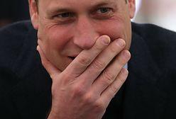 """Książę William naśmiewa się z żony. """"Proszę, wyłączcie to"""""""