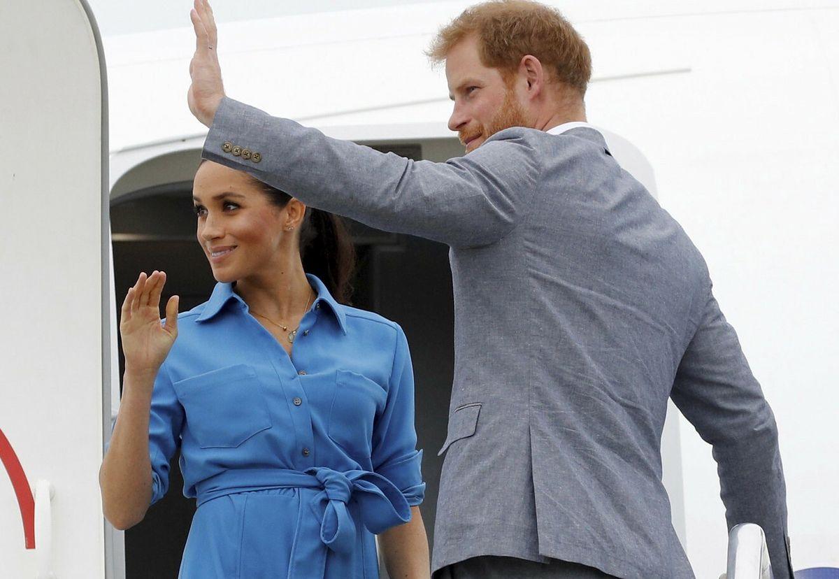 Harry i Meghan nie wrócą do Wielkiej Brytanii, ten wywiad rozwiał wszelkie wątpliwości