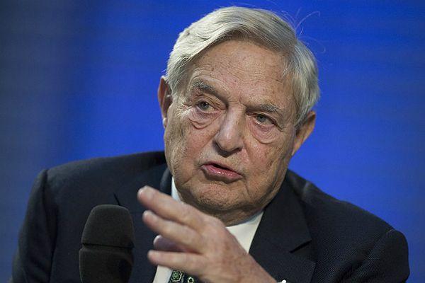 Soros: UE musi przyznać, że jest obiektem ataku ze strony Rosji