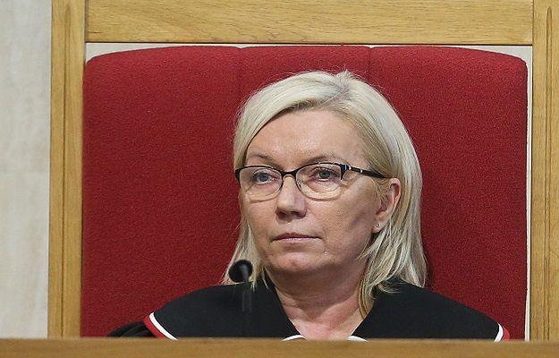 Julia Przyłębska: Trybunał ma 160 zaległych spraw