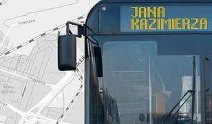 3 warianty trasy nowej linii na Odolanach. ZTM zaprasza na konsultacje [MAPY]