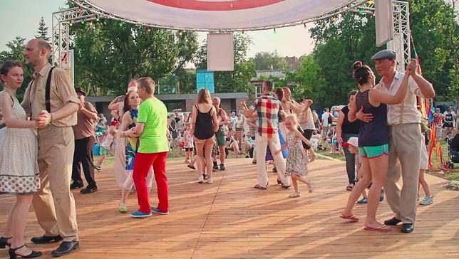 """Do parku Fontann wracają potańcówki! """"Nie zabraknie klimatów Czerniakowa i starej Pragi"""""""