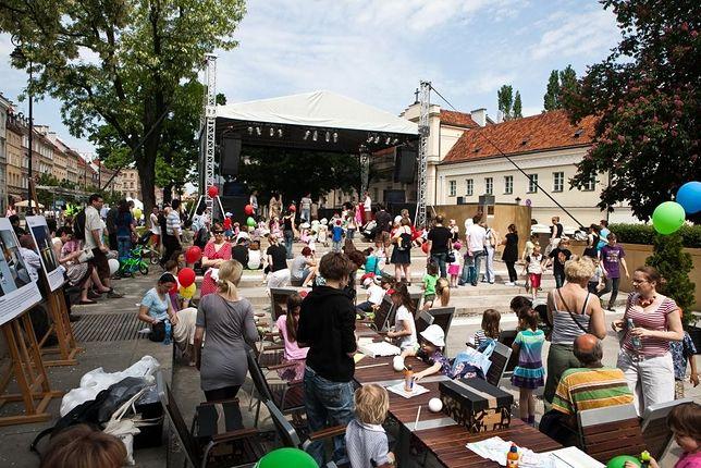Dzień Skandynawski na Krakowskim Przedmieściu