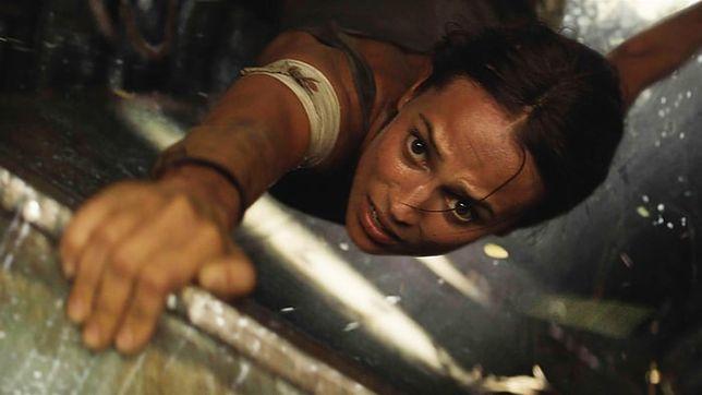"""""""Tomb Raider"""": Alicia Vikander to obsadowy strzał w dziesiątkę [RECENZJA BLU-RAY]"""
