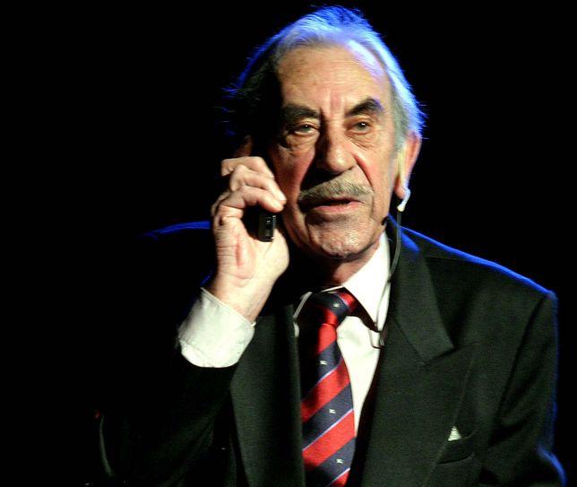 Teatr Kwadrat: specjalny szyld w hołdzie Janowi Kobuszewskiemu. Poruszający gest