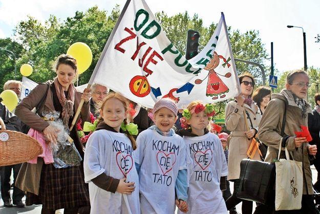 W niedzielę ulicami Poznania przejdzie Marsz dla Życia