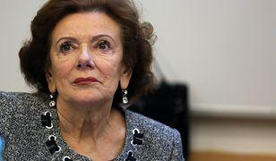 Sędzia NSA Irena Kamińska: nie jesteśmy lepsi od innych ludzi, ale jesteśmy nadzwyczajną kastą