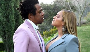 Beyonce i Jay-Z na imprezie. Para idealna