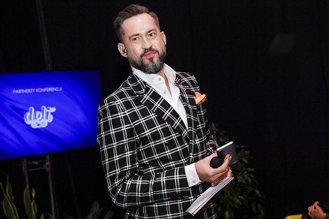 Marcin Prokop poprowadził galę rozdania Fryderyków