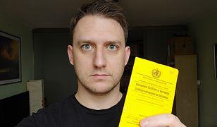 """Europejski """"paszport covidowy"""" jest niezgodny z RODO"""