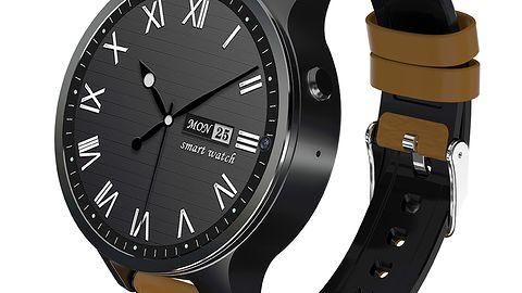 Rogbid Panda — pierwszy na świecie bezramkowy smartwatch