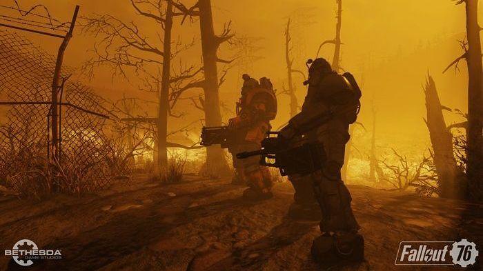 Fallout 76 stanie się bardziej grą dla pojedynczego gracza