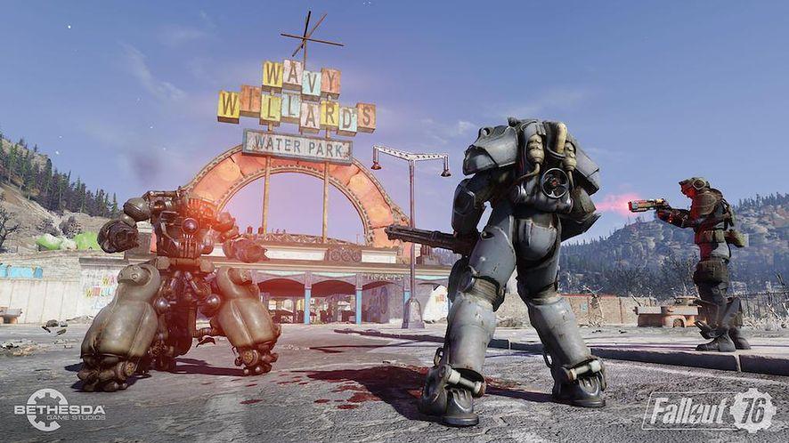 Pierwszy patch do Fallouta 76 waży na konsolach 48 GB