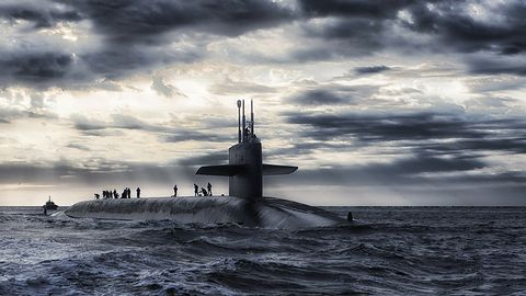 """Autonomiczne okręty podwodne """"Made in China"""" już w 2020 roku?"""