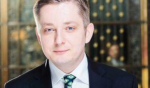 Jakub Stefaniak jest kandydatem na prezydenta Warszawy
