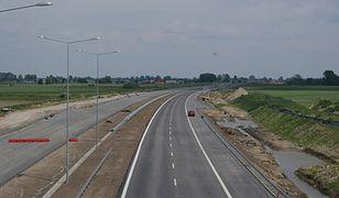 Ruszył remont A2 między węzłami Konin Wschód i Koło