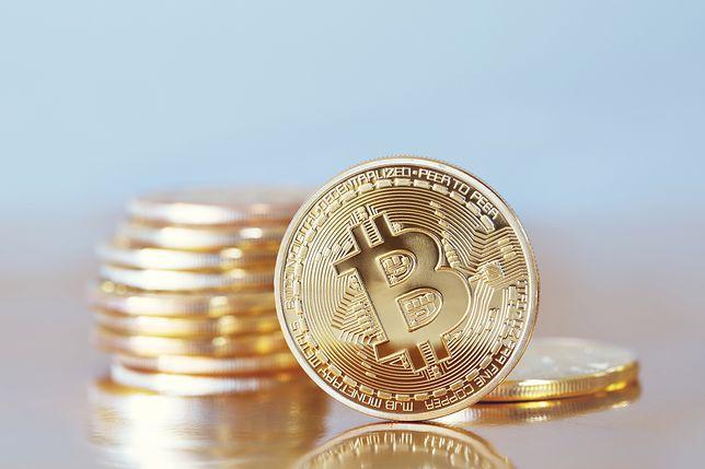Ktoś tu się chyba przestraszył bitcoina?