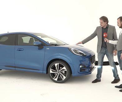 Ford Puma powraca. Nowy model przedstawia nam jego projektant