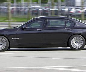 Nowe, pancerne BMW 7 High Security
