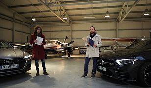3 zadania: Audi A7 vs Mercedes-Benz CLS